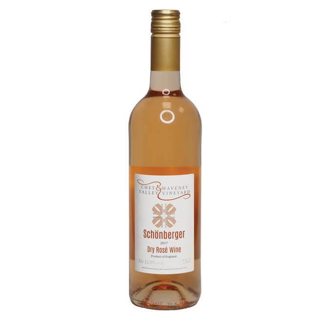 Chet & Waveney Valley Vineyard Schönberger Dry Rosé