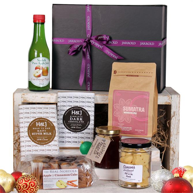 Taste Of Norfolk Celebration Hamper