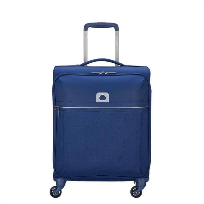 Delsey Brochant Four Wheel Cabin Case