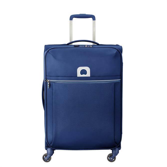 Delsey Brochant Four Wheel Softside Suitcase