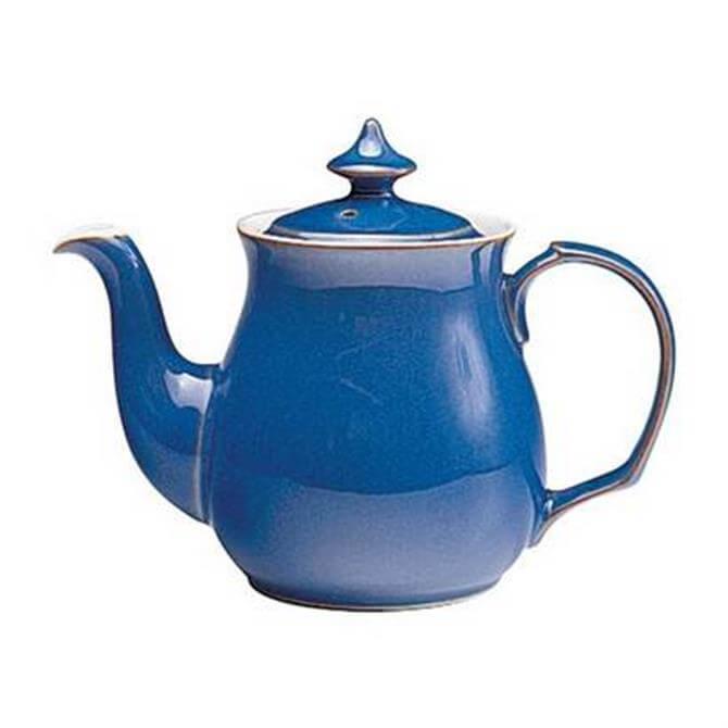 Denby Imperial Blue Teapot Large