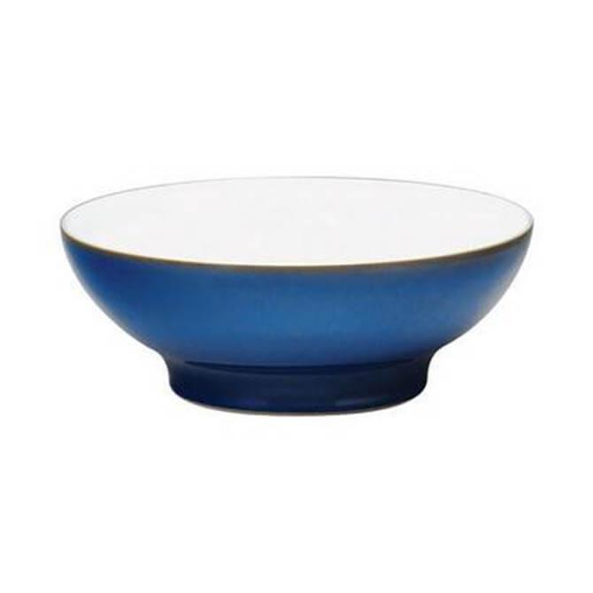 Denby Imperial Blue Serving Bowl