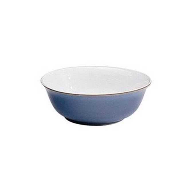 Denby Imperial Blue Soup Bowl