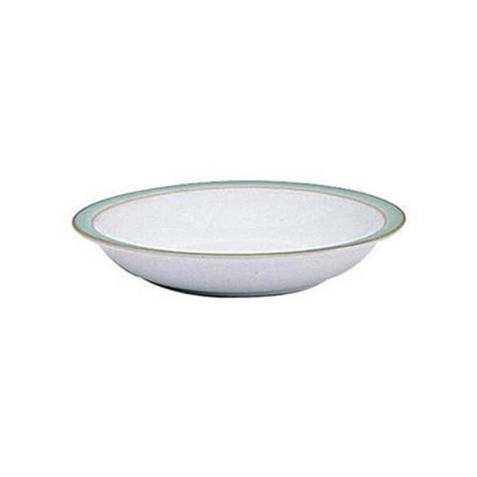 Denby Regency Green Rimmed Bowl