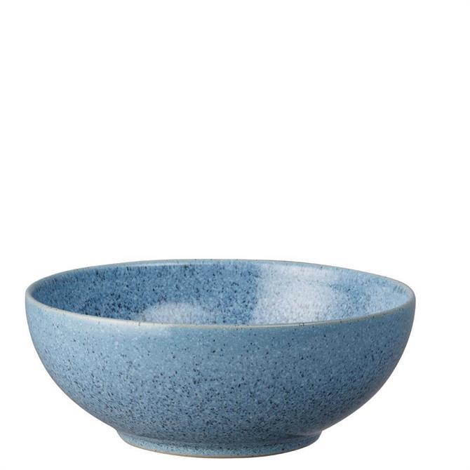 Denby Studio Blue Flint Cereal Bowl