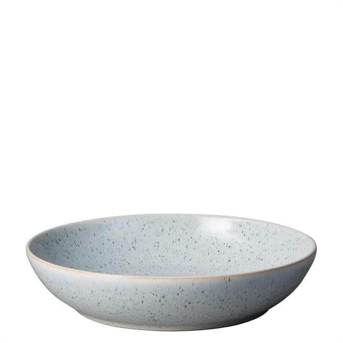 Denby Studio Blue Pebble Pasta Bowl
