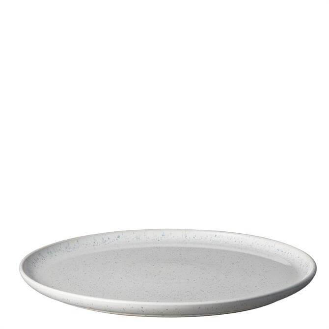 Denby Studio Blue Chalk Round Platter