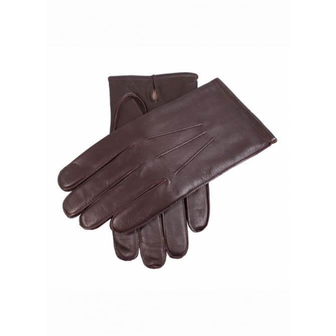 Dents Mens Windsor Hairsheep Leather Gloves
