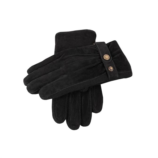 Dents Pig Suede Casual Gloves