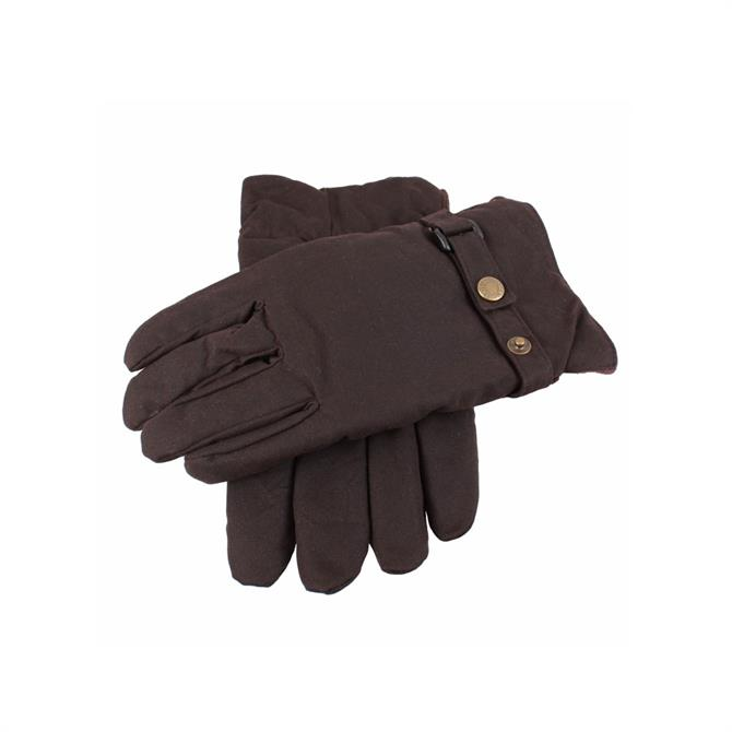 Dents Wax Cotton Gloves