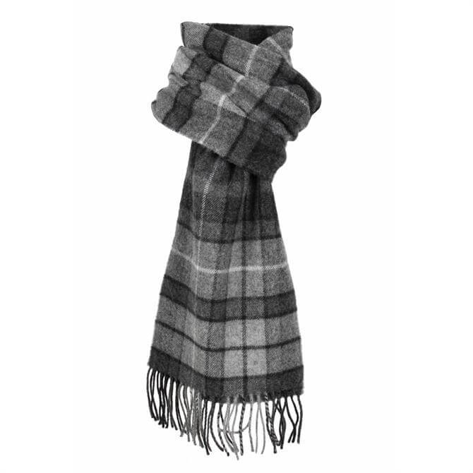 Dents Authentic Tartan Scarf