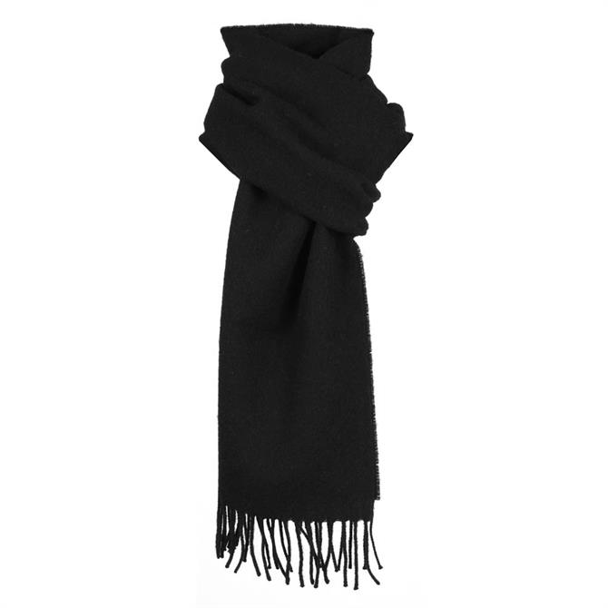 Dents Plain Lambswool Scarf