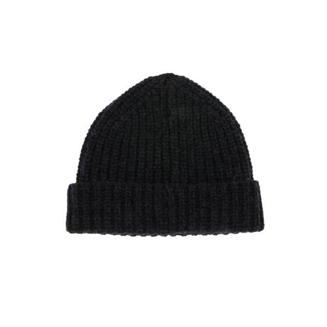 Dents Men's Marl Knit Beanie Hat