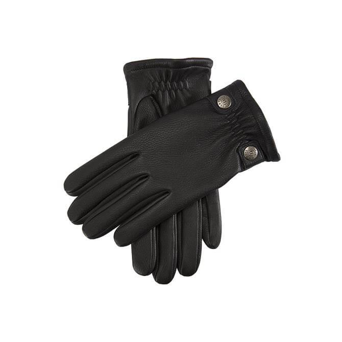 Dents Pickering Men's Deerprint Leather Gloves