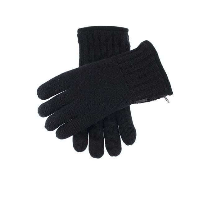 Dents Thurso Men's Thinsulate Lined Knitted Gloves