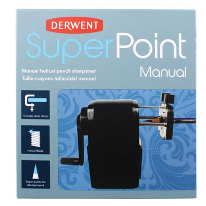 Derwent Desk Top Metal Sharpener