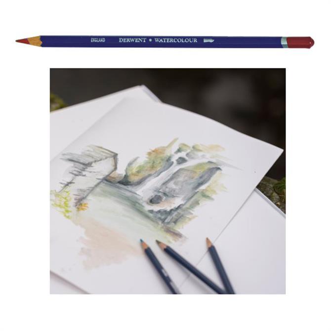 Derwent Watercolour Pencils - Assorted