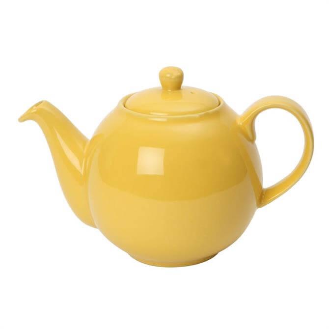 London Pottery Globe Teapot: Yellow