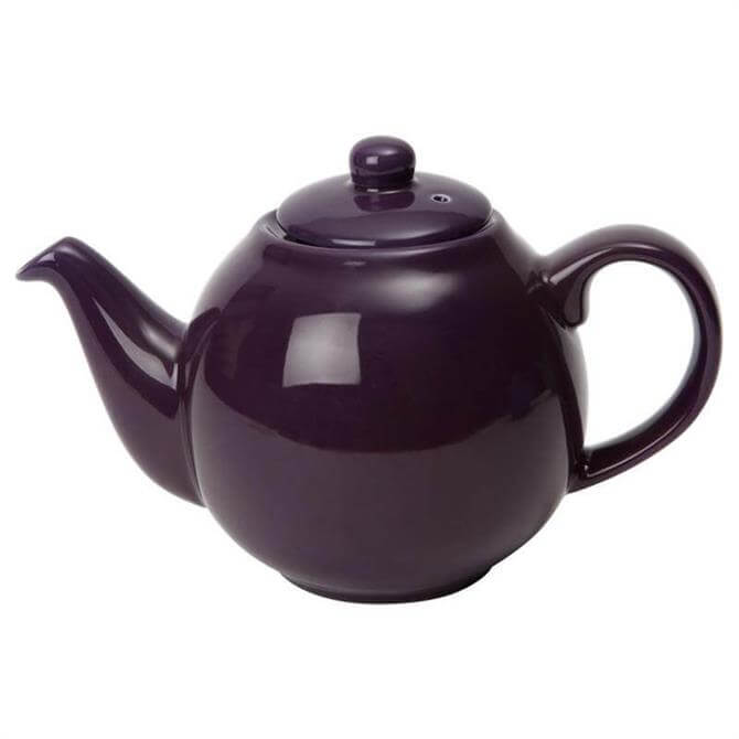 London Pottery Globe Teapot: Plum Purple