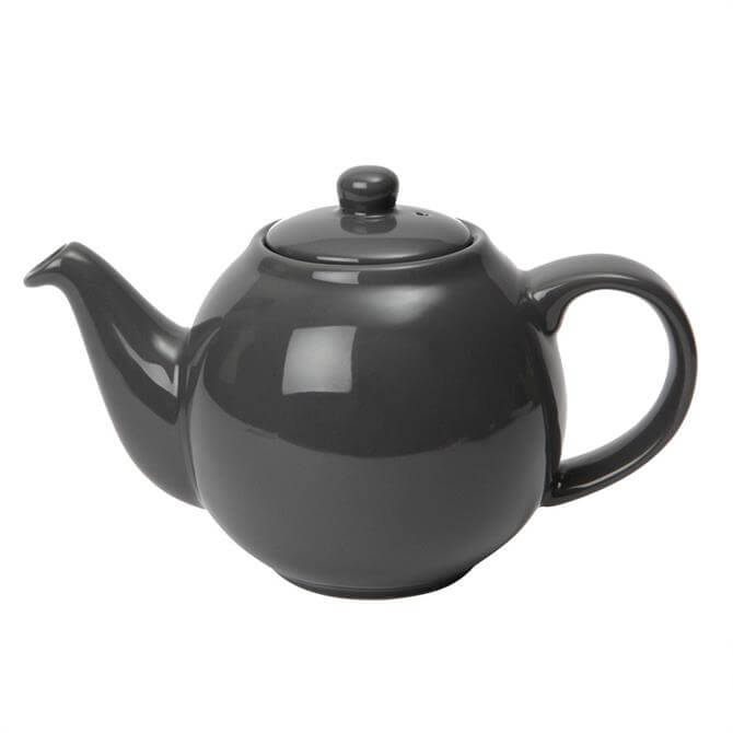 London Pottery Globe® Teapot: Granite Grey