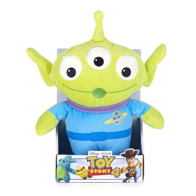 Posh Paws Toy Story 4 Alien Plush