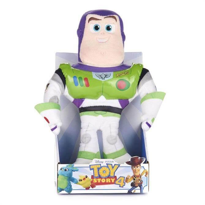 Posh Paws Toy Story 4 Buzz Lightyear Plush