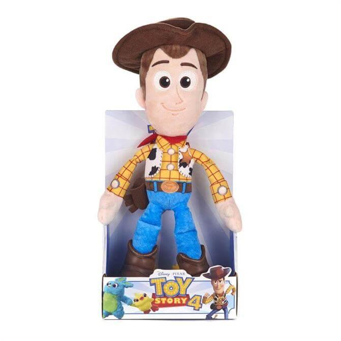 Posh Paws Toy Story 4 Woody Plush