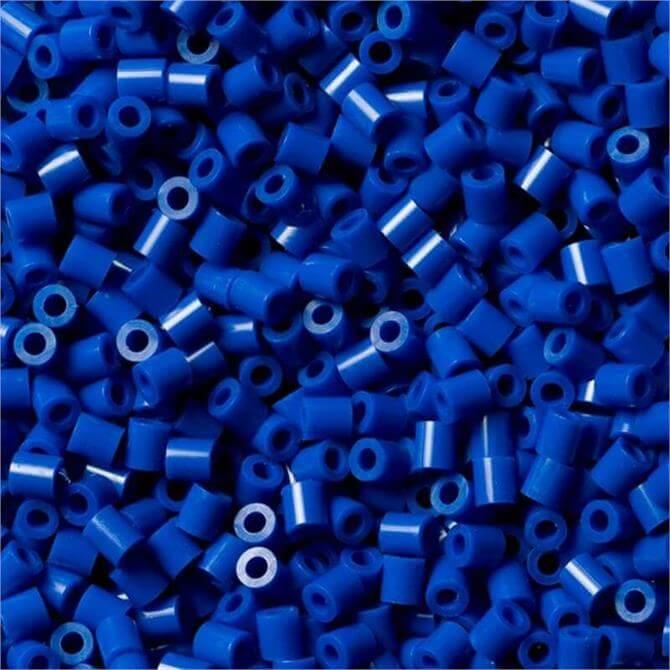 Hama Midi Beads Clear Blue