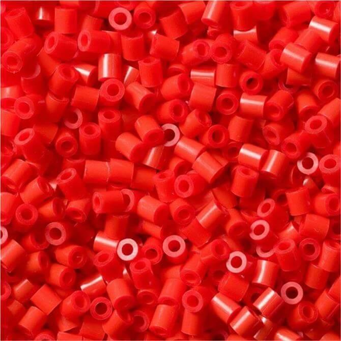 Hama Midi Beads Clear Red