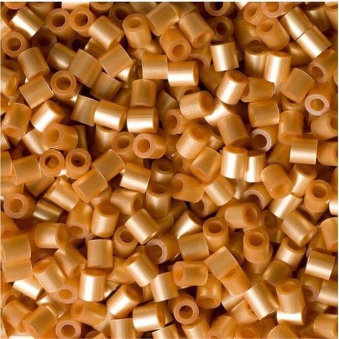 Hama Midi Beads Gold