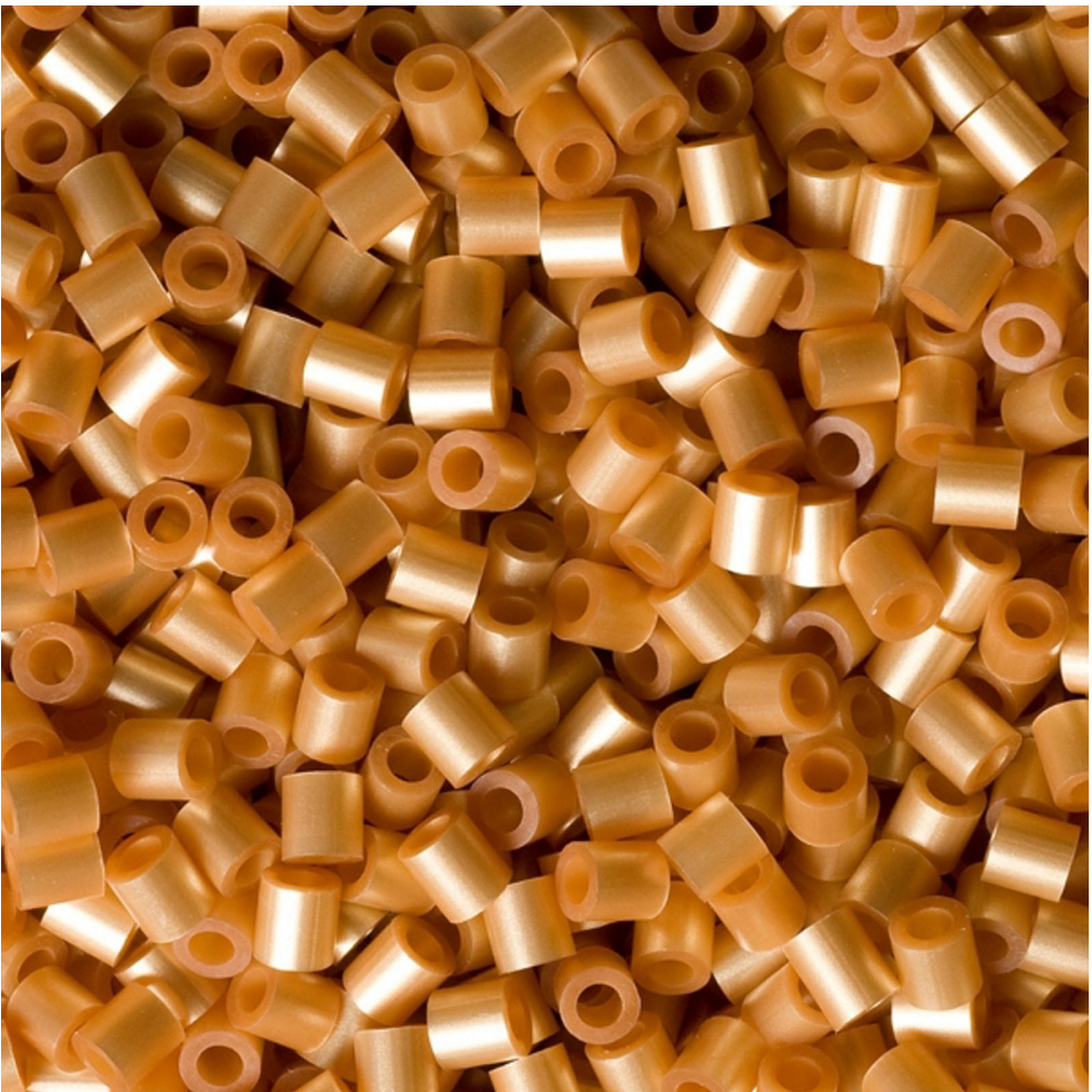 An image of Hama Midi Beads Gold