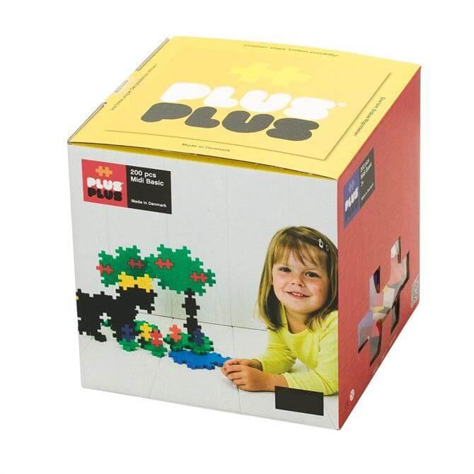 Plus Plus Big 200 Piece Basic