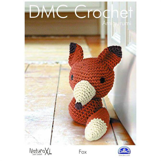 DMC Amigurumi Fox Crochet Pattern