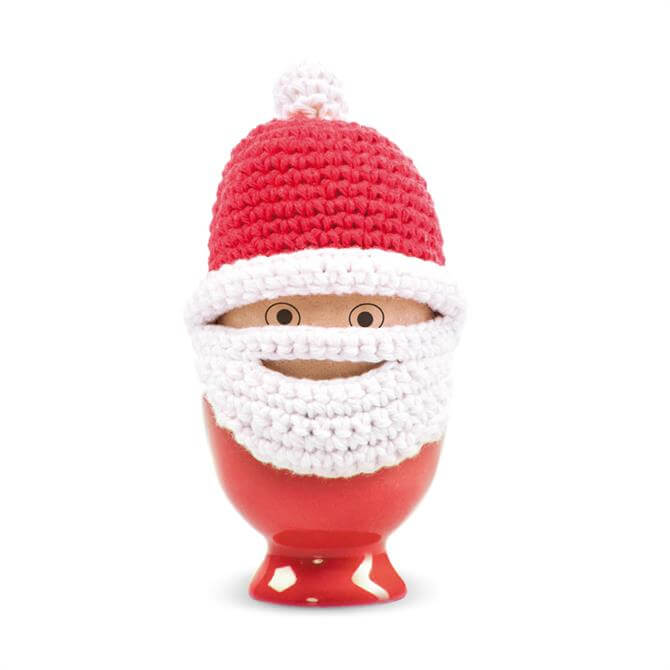 Donkey Santa Eggcup and Warmer