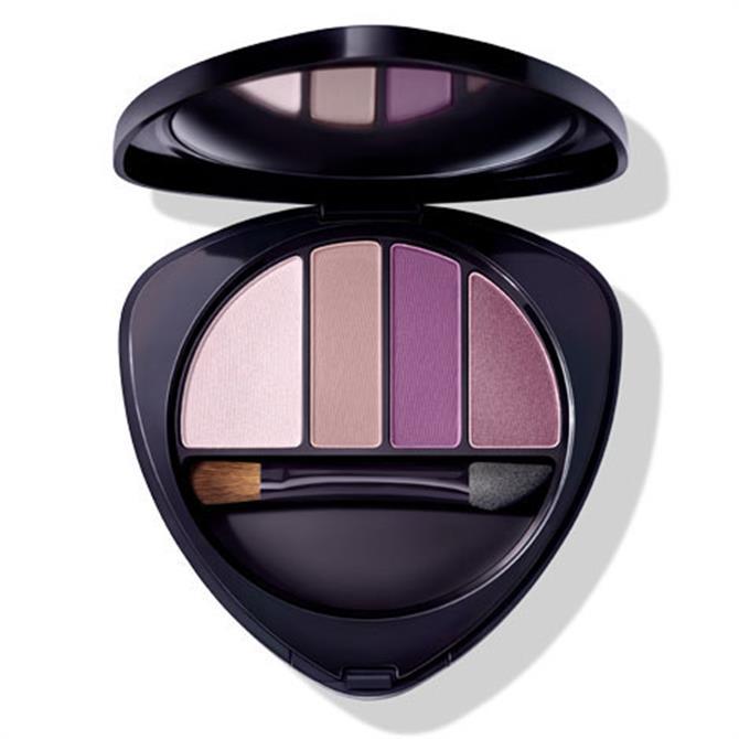 Dr Hauschka Eyeshadow Palette 01 Purple Light Limited Edition