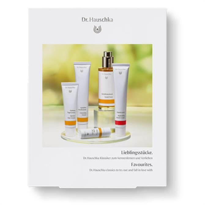 Dr Hauschka Favourites Collection Trial Kit