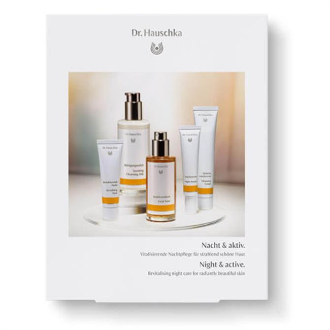 Dr Hauschka Night & Active Kit