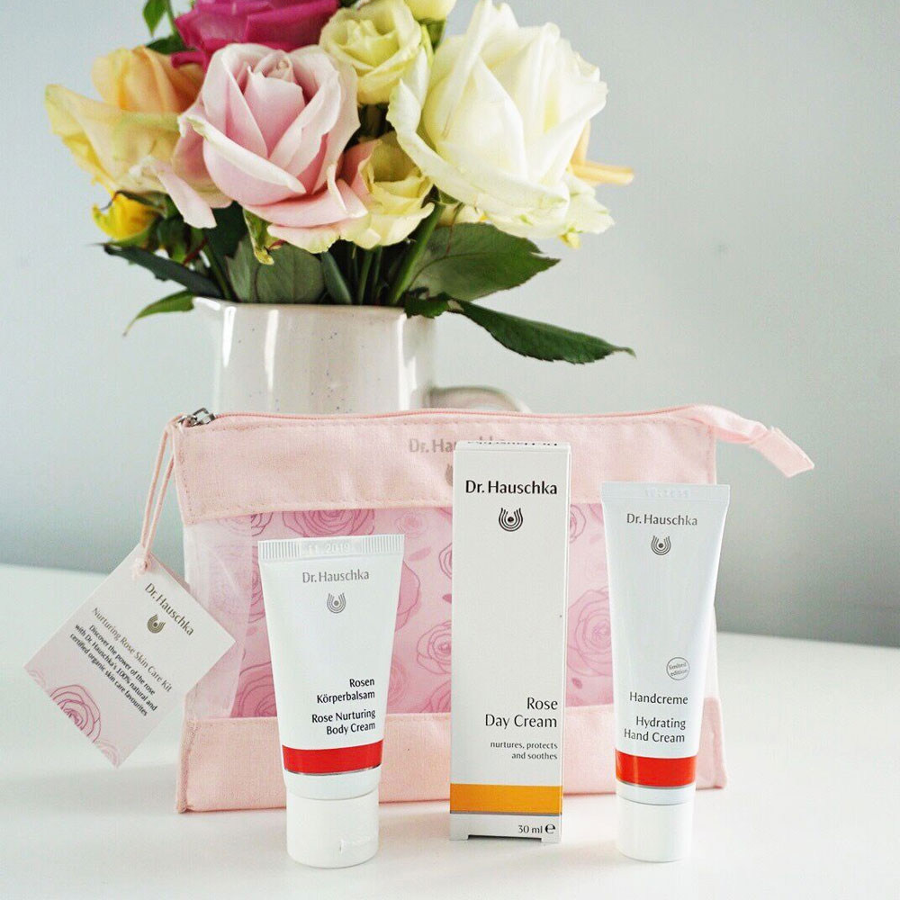 An image of Dr Hauschka Mother's Day Rose Kit