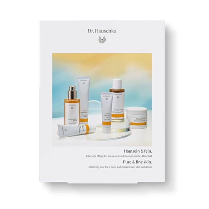 Dr Hauschka Pure and Fine Collection Trial Kit