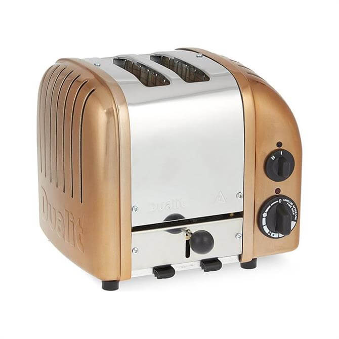 Dualit Copper 2 Slice Vario Toaster