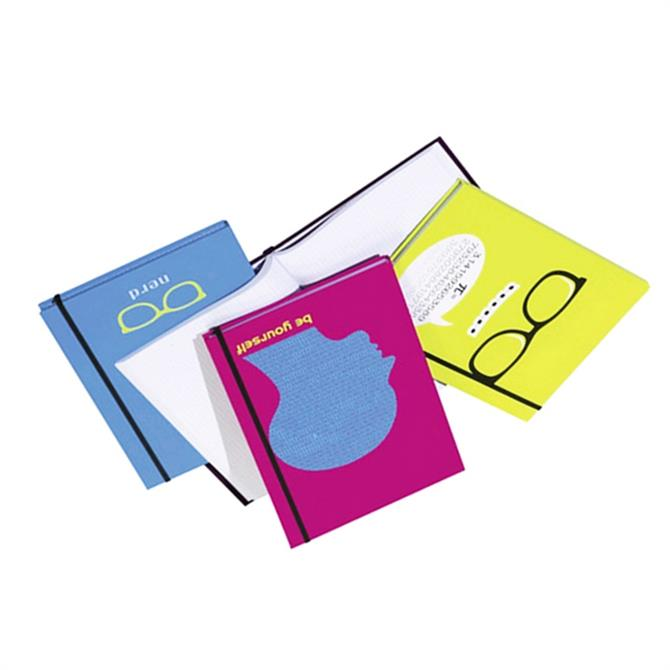 Durable Pagna Nerds A4 Notebook