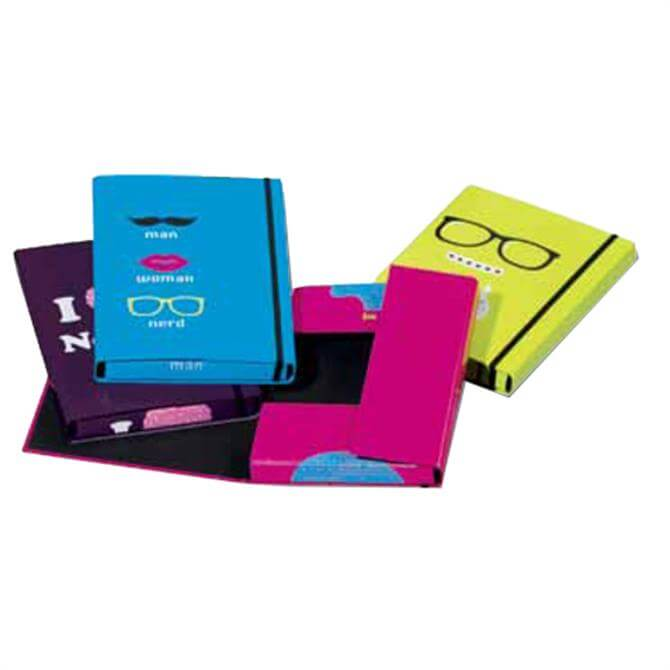 Durable Pagna Nerds A4 Box Wallet