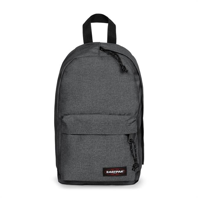 Eastpak Litt Black Denim Backpack
