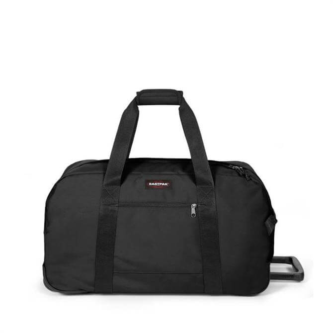 Eastpak Container 65 + Wheeled Duffle Bag - Black