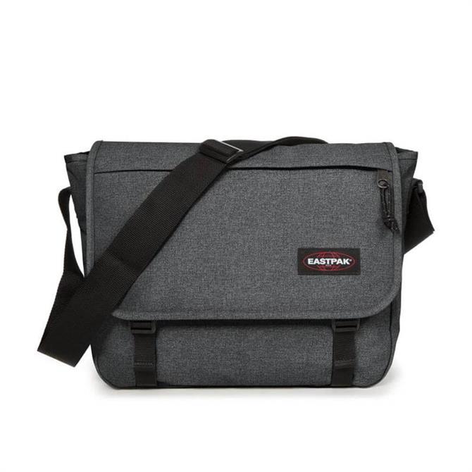Eastpak Delegate + Black Denim Shoulder Bag