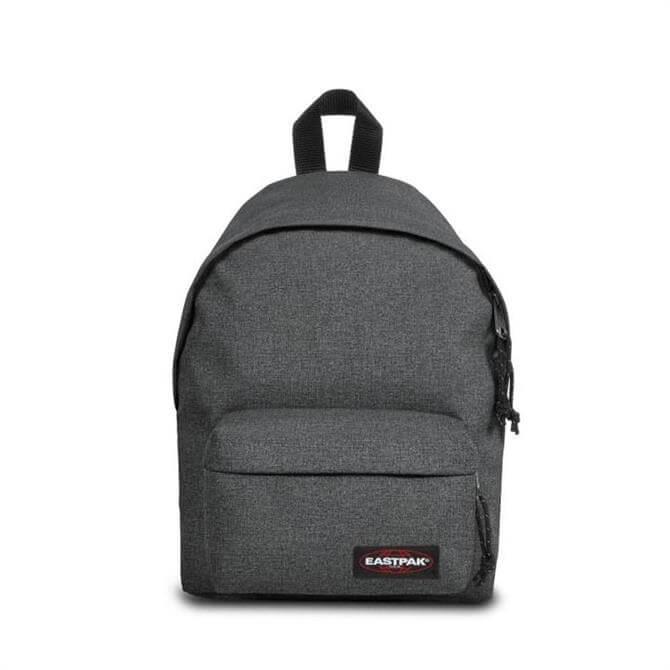 Eastpak Orbit XS Black Denim Backpack