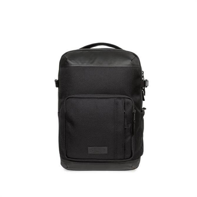 Eastpak Tecum S CNNCT Coat Backpack - Black