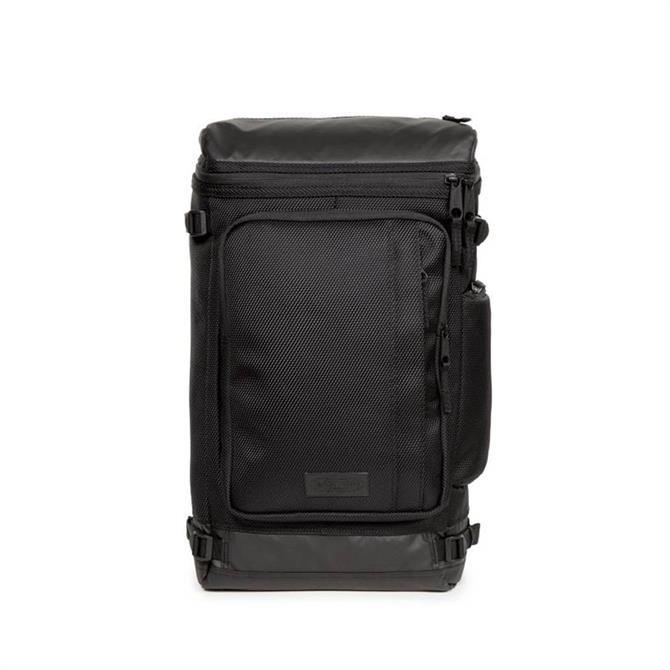 Eastpak Tecum Top CNNCT Coat Backpack - Black