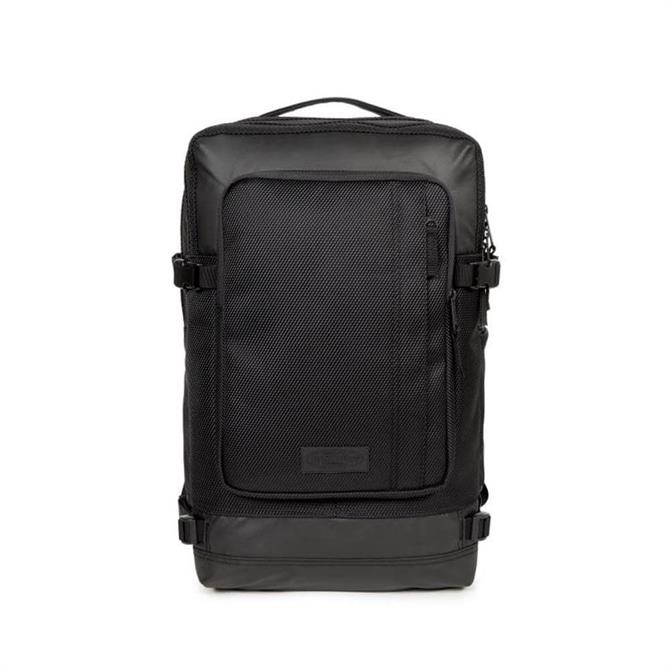 Eastpak Tecum L CNNCT Coat Backpack - Black