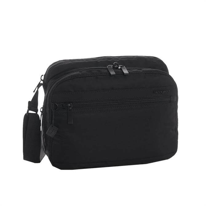 Hedgren Metro Cross Body Bag - Black